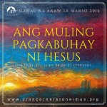 Ang Muling Pagkabuhay ni Hesus
