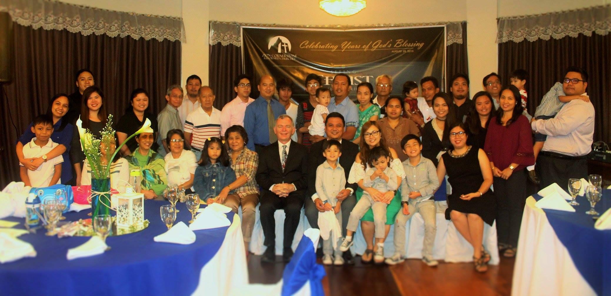 Imus congregation anniversary